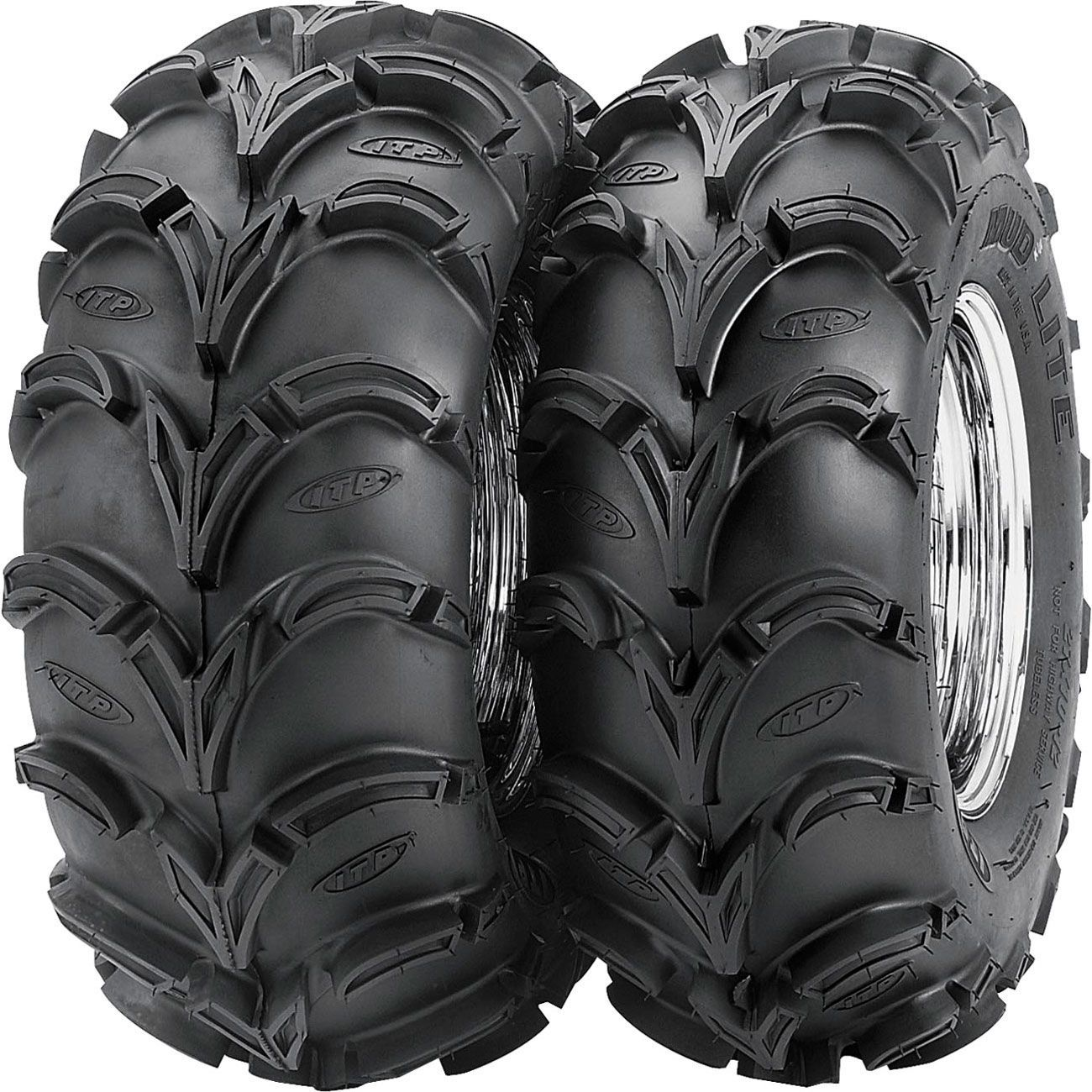 шина ITP MUD LITE XL 25x8-12